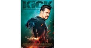 Kick Poster LS