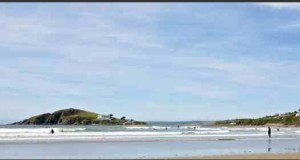The typical beach holiday: to sample the delights of what Devon has to offer, go to www.visitdevon.co.uk