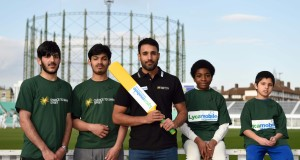 Chance to Shine Street Lauch at the Oval
