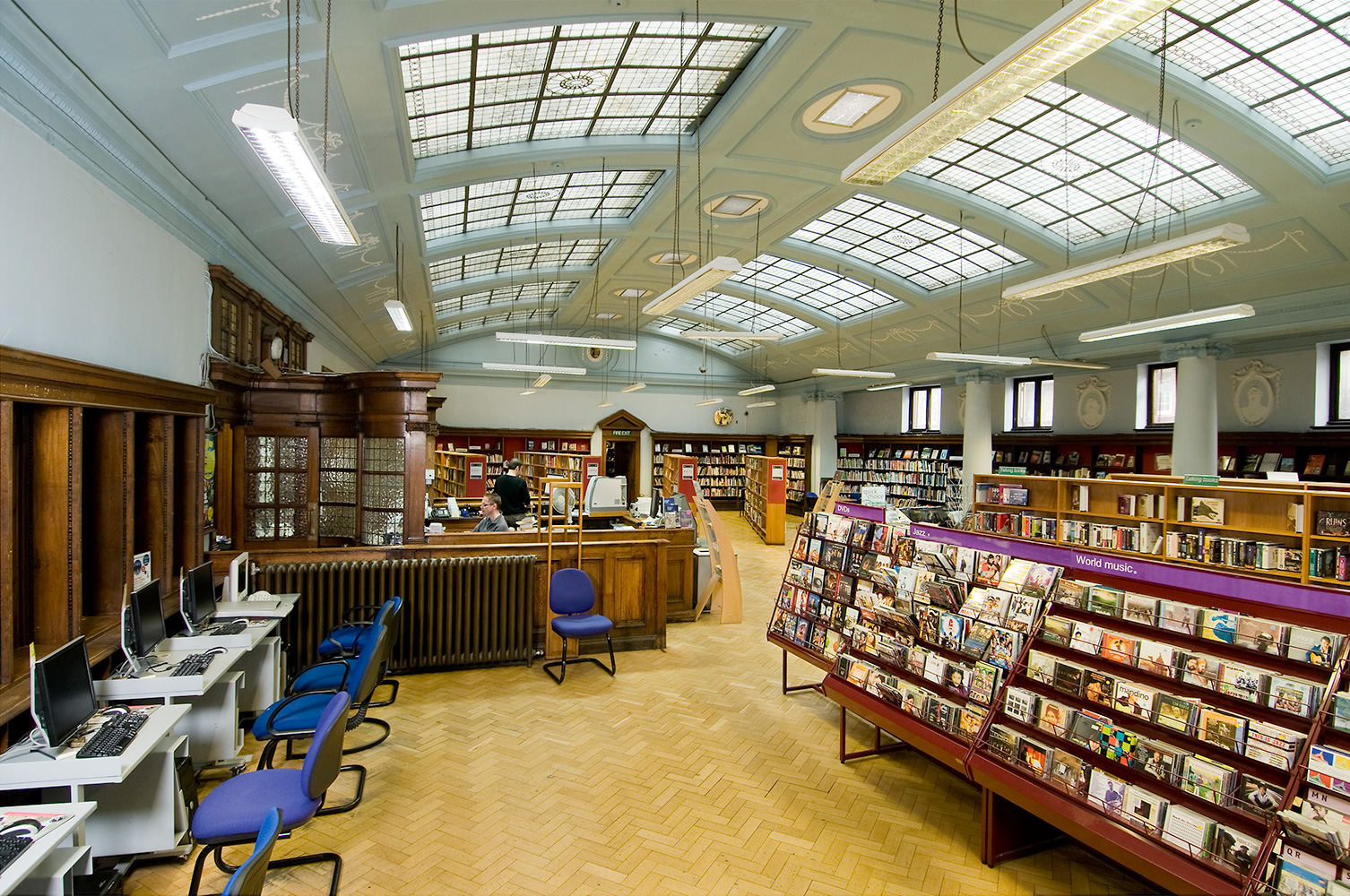 Image result for bethnal green library