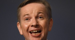 """Michael Gove: getting ready to carry out right wing """"reforms"""""""