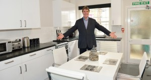 Graham Marshall, CEO of The Spitalfields Crypt Trust