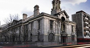 The old Tower Hamlets Town Hall in Bethnal Green: just south of the site of the murders