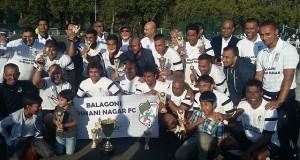 Cup winners Balagonj