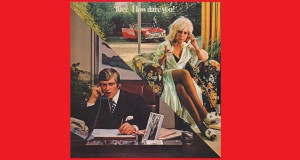 how dare you LP cover