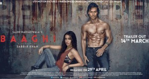 Baaghiposter