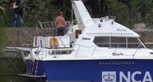 NCA boat