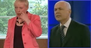 Angela Eagle: coming across like Iain Duncan Smith?