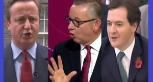 Casualties: Cameron, Gove and Osborne.