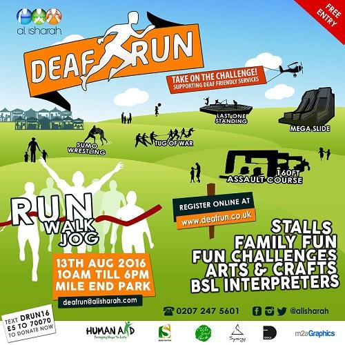 deaf run