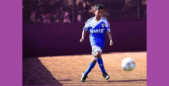 Shahidul Rahman: Newark U12s & Tower Hamlets U11 District team player