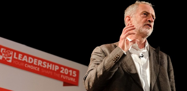 Jeremy Corbyn: under attack since he was first elected Leader of the Labour Party in 2015.