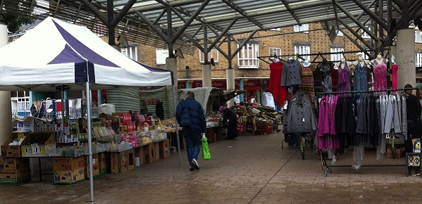 Markets are at the heart of the Tower Hamlets economy.