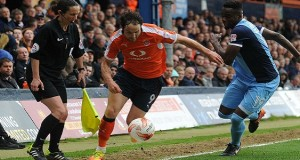 Luton Town (Club photographer Gareth Owen)