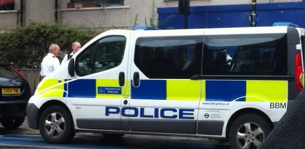 Police Shadwell 3