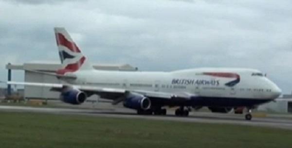 British Airways - going nowhere just now