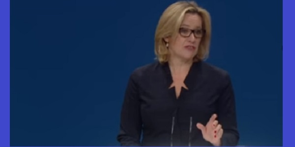 Amber Rudd: showing her distaste for immigration?
