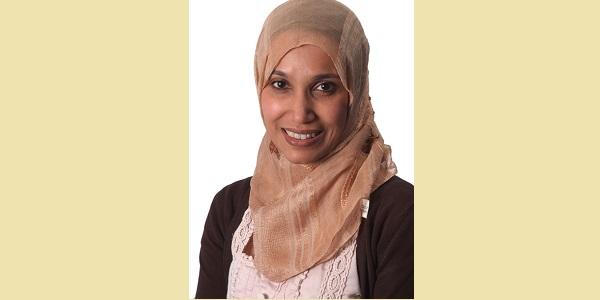 Cllr Rabina Khan - leading the PATH Councillors' petition.