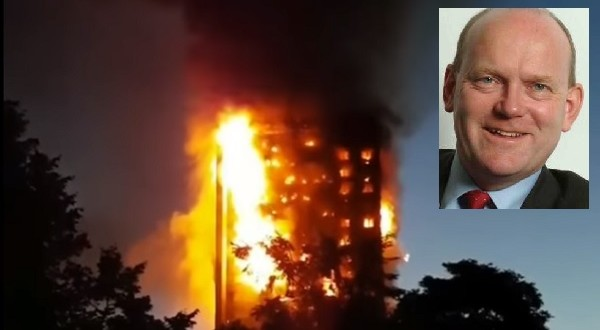 John Biggs, ,Executive Mayor of Tower Hamlets: has his response to the Grenfell Tower fire reassured residents?