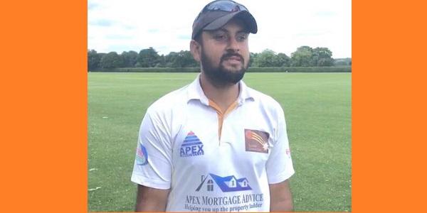 Top scorer Ishaq Shawn