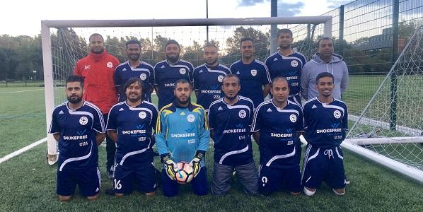 Stepney team