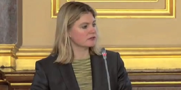 Education Secretary Justine Greening MP