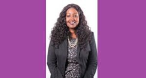 New Cabinet Member Cllr Amina Ali