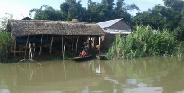 IR India flood