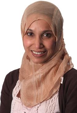 Cllr Rabina Khan