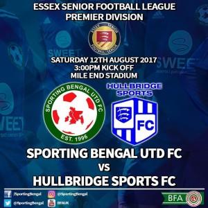 Sporting Bengal