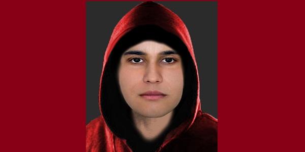 Efit of the acid attack suspect