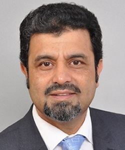 Cllr Abdul Asad, Chair of the PATH Group of Councillors