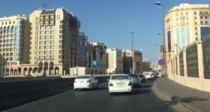 Arriving in Madinah, during Hajj
