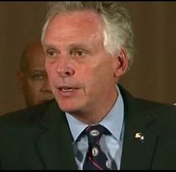 Governor McAuliffe