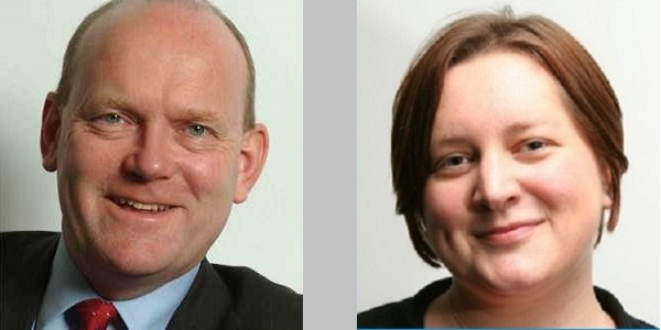 Mayor John Biggs and Cllr Rachael Saunders: involved in a new scandal