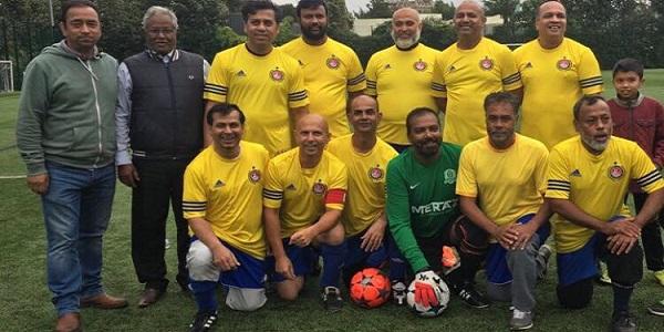 The happy winners, Sunamganj