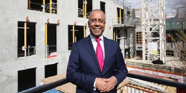 Former Mayor Lutfur Rahman increased the number of homes through development - but is the borough full now?