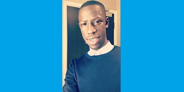 Abdul Mayanja - murdered at the end of August.