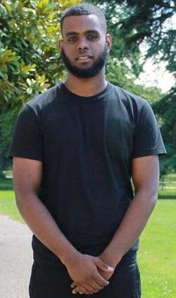 Murder victim Abdifatah Sheikhey