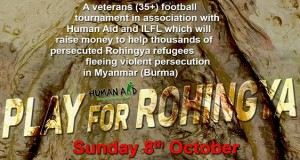 Play for Rohingya feat