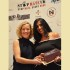 Channel 4 News' Cathy Newman presents Superintendent Shabnam Chaudhri with her award at the awards ceremony.
