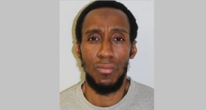 Dane Seraphin - starting a jail sentence for robberies in Hackney