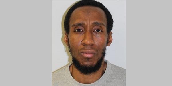 Dane Seraphin - starting a jail sentence for robberies in Hackney