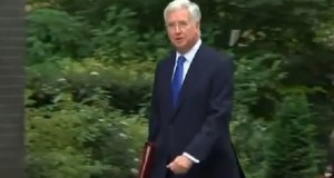 Exit Michael Fallon, stage right.