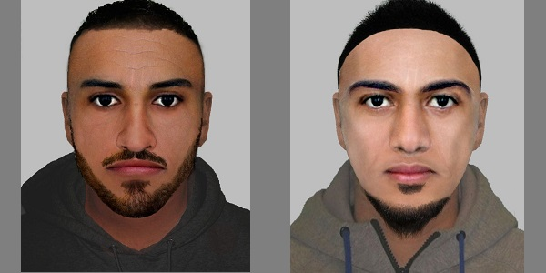 The two e-fits - possibly the same man.