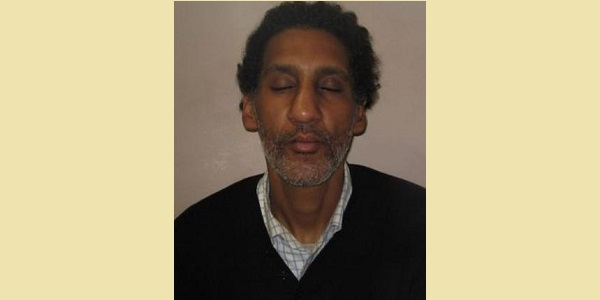 Claudius Francis - now jailed after frightening those whose homes he burgled.