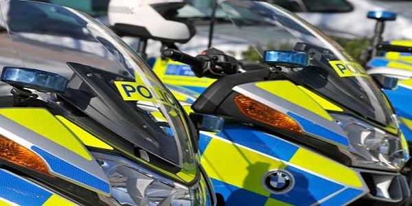 met police motorbikes