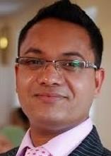 Cllr Oli Rahman