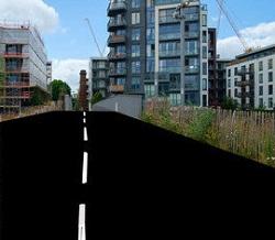 Roads seldom have architectural merit.