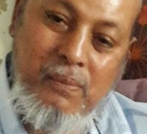 Murdered: Mr Makram Ali